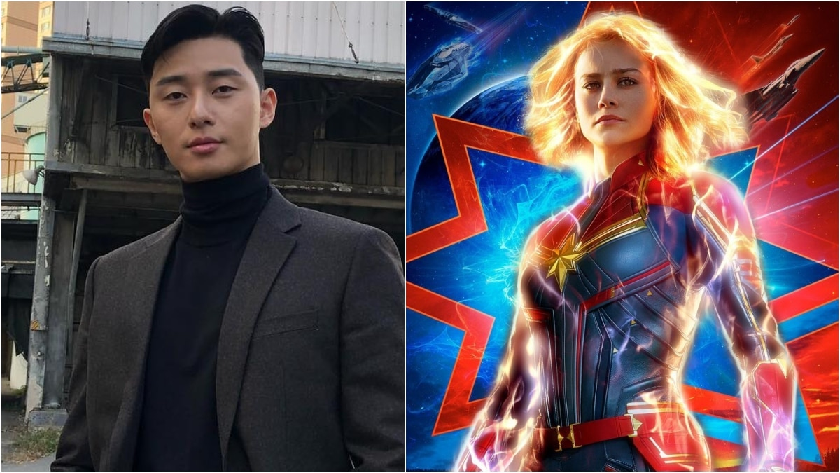 Park Seo-joon will begin shooting for The Marvels in the second half of 2021.