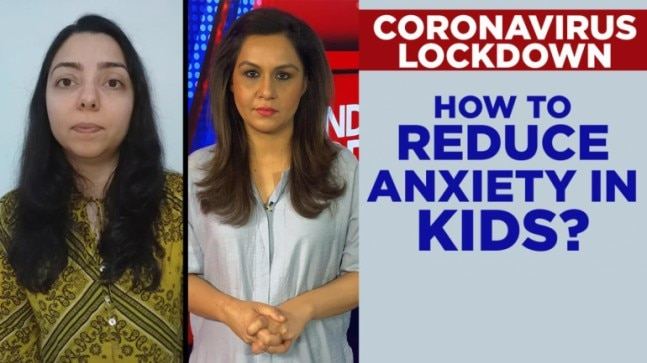 Coronavirus Lockdown Tips To Reduce Anxiety In Kids