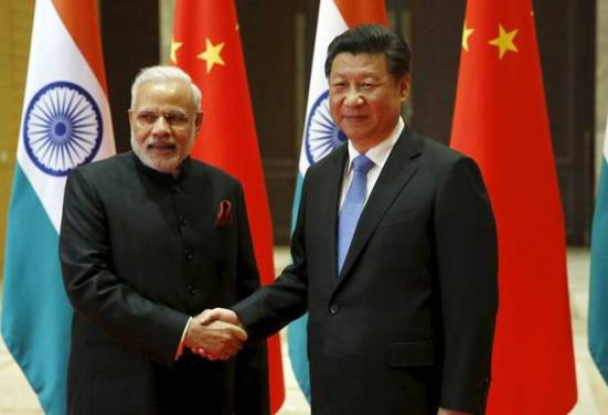 India-China meet
