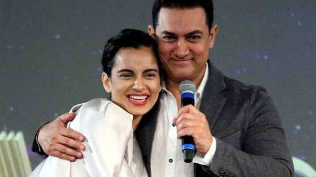 If Kangana Ranaut wants to be Bollywood's female Aamir Khan, this ...