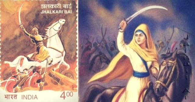 रानी लक्ष्मीबाई से पहले नाम आना चाहिए झलकारी बाई का - the story of jhalkari bai on her birthday