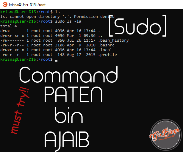 sudo user ubuntu server 1804 5