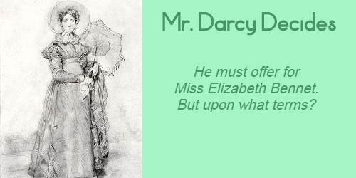 """Link to story """"Mr. Darcy Decides"""""""