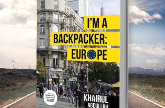 Pengembara Di Bumi Bersejarah: I'm A Backpacker Europe