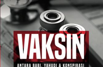 Vaksin: Antara Babi, Yahudi & Konspirasi