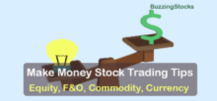 Make Money From Stock Trading Tips - 05 July 2017 From BuzzingStocks Akme Consulting (akme.co.in)