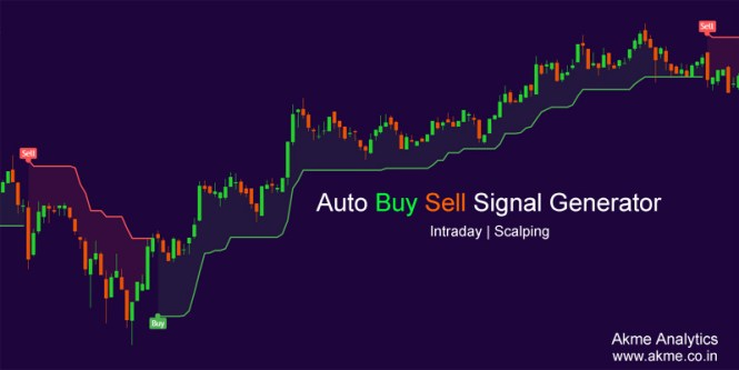 Intraday Buy Sell Signal Software [FREE] For Lifetime