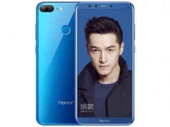 Honor 9I Lite With Quad Camera