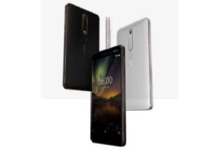 Nokia 6 (2018) With Rear Fingerprint Sensor