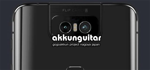 iPhone11はやめてASUSのZenfone6にしようかと、、、