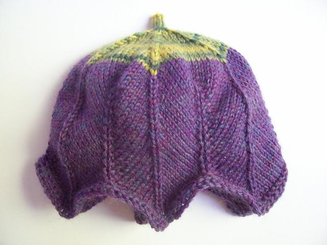 Tulip Preemie Hat Pattern Aknitica