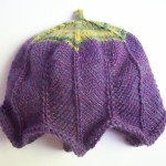 Tulip Preemie Hat Pattern. #knitting #preemies #hats#tulip