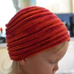 Impunity Hat Pattern. aknitica.com #knitting #hats #sockyarn
