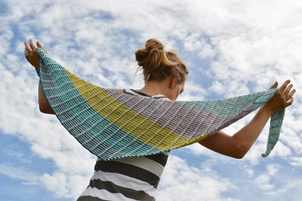 Assymetrical Shawls One and Two 2016-07-22 018