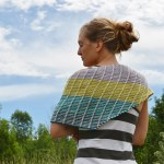 One, A Shawl with Two Sides
