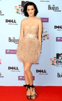2009 MTV Europe Music Awards from Katy Perry's Top 10 Red ...