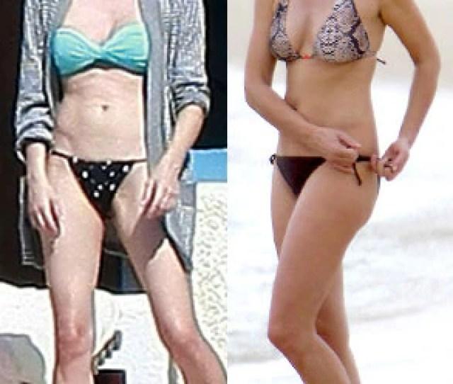 Diane Kruger Cindy Crawford