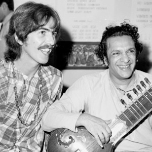 Ravi Shankar Sitar Player Who Influenced The Beatles
