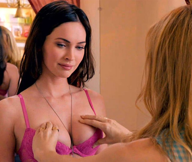 Megan Fox Would Never Be Naked For Comedy