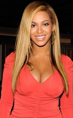 Beyonc From Lights Camera Cleavage