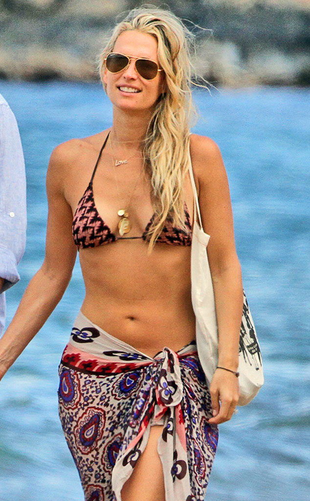 Molly Sims from Bikini Gallery  E News