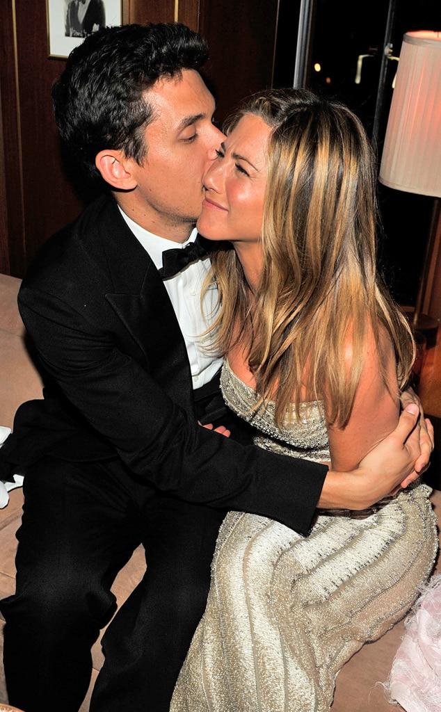 Jennifer Aniston, John Mayer