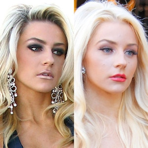 Courtney Stodden Debuts Dramatic New Look Mom Slams