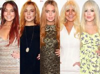 Lindsay Lohan Goes Redhead Again: It's Actually the Wrong ...