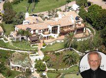 Steven Spielberg from Celebrity Mega Mansions | E! News