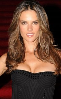 Alessandra Ambrosio from Rich Fall Hair Color | E! News