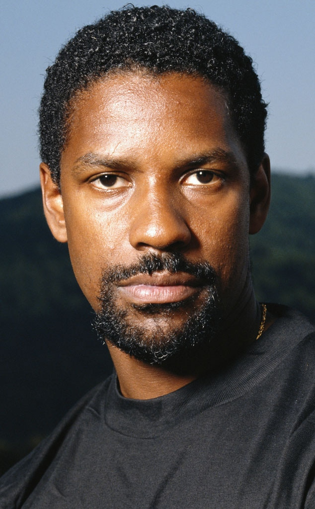 Denzel Washington, 1996 From People's Sexiest Man Alive
