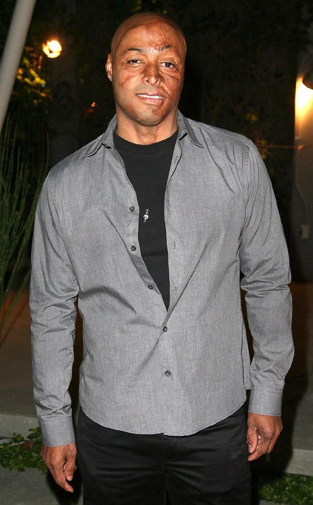 JR Martinez from Celebrity Veterans  E News