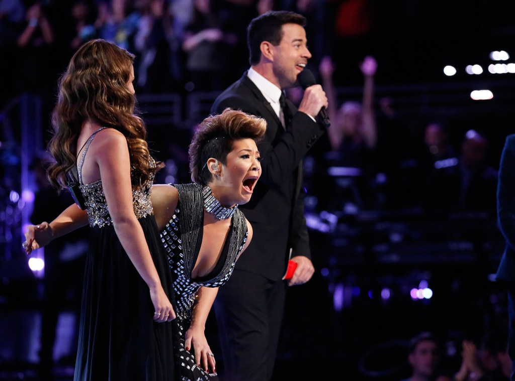 Fifth Winner. Season Five from The Voice: Memorable Musical Moments | E! News