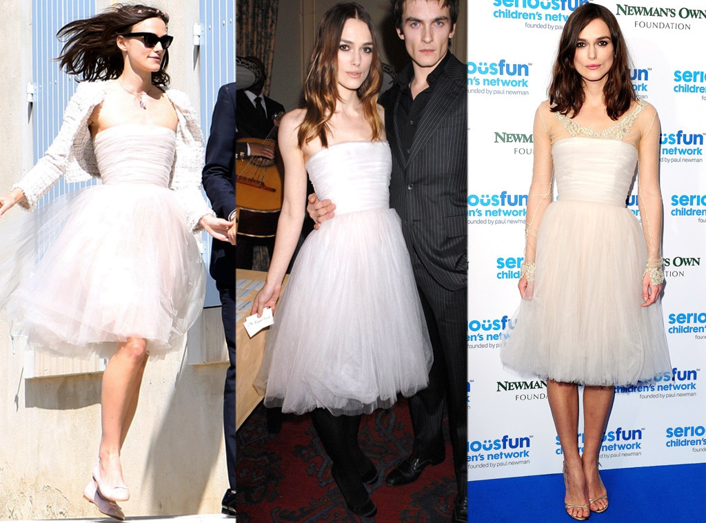 Keira Knightley Wears Her Chanel Haute Couture Wedding