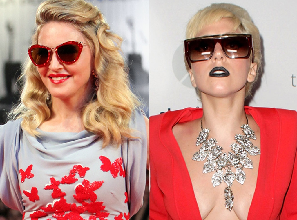Lady Gaga and Madonna Finally Made Peace After a Decade of