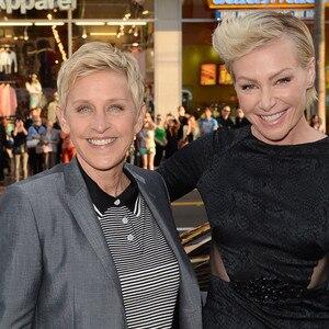 Ellen DeGeneres Denies Portia De Rossi Divorce Rumors: I