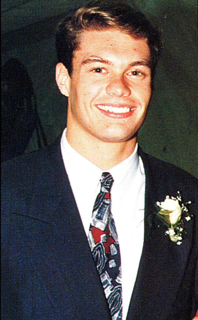Ryan Seacrest from Stars Prom  Homecoming Pics  E News