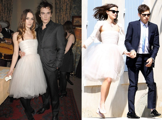 Did Keira Knightley Wear a Recycled Wedding Dress Actress