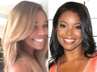 Gabrielle Union from Celebrities' Changing Hair Color | E ...