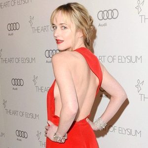 50 Shades Fame Been Tough For Dakota Johnson E News