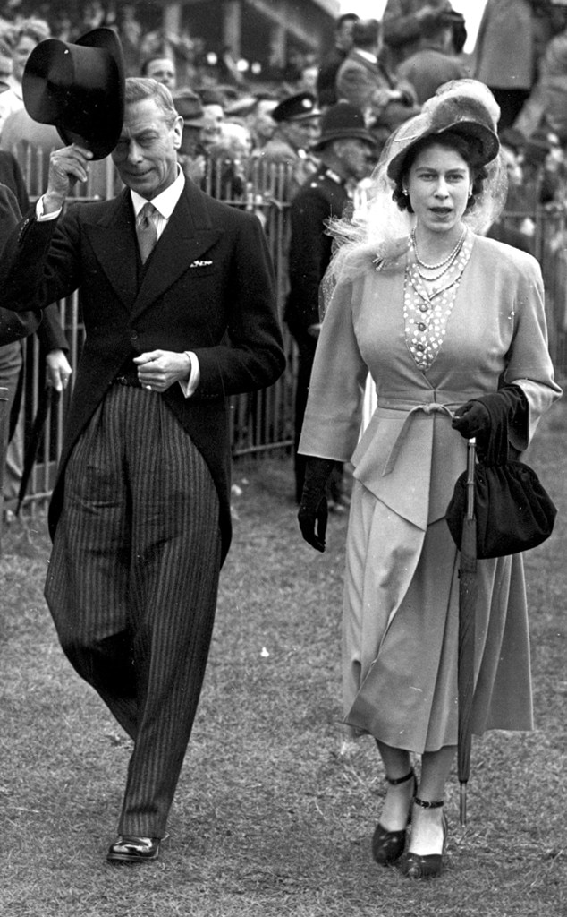 Derby At Epsom From Queen Elizabeth Ii S Life In Pictures