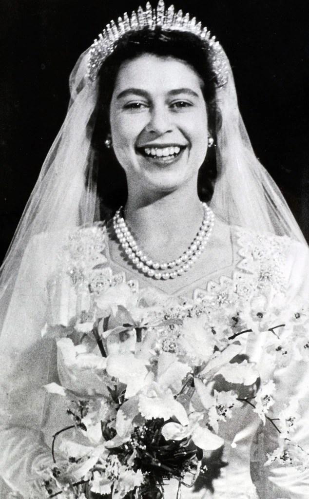 Queen Elizabeth II, Wedding