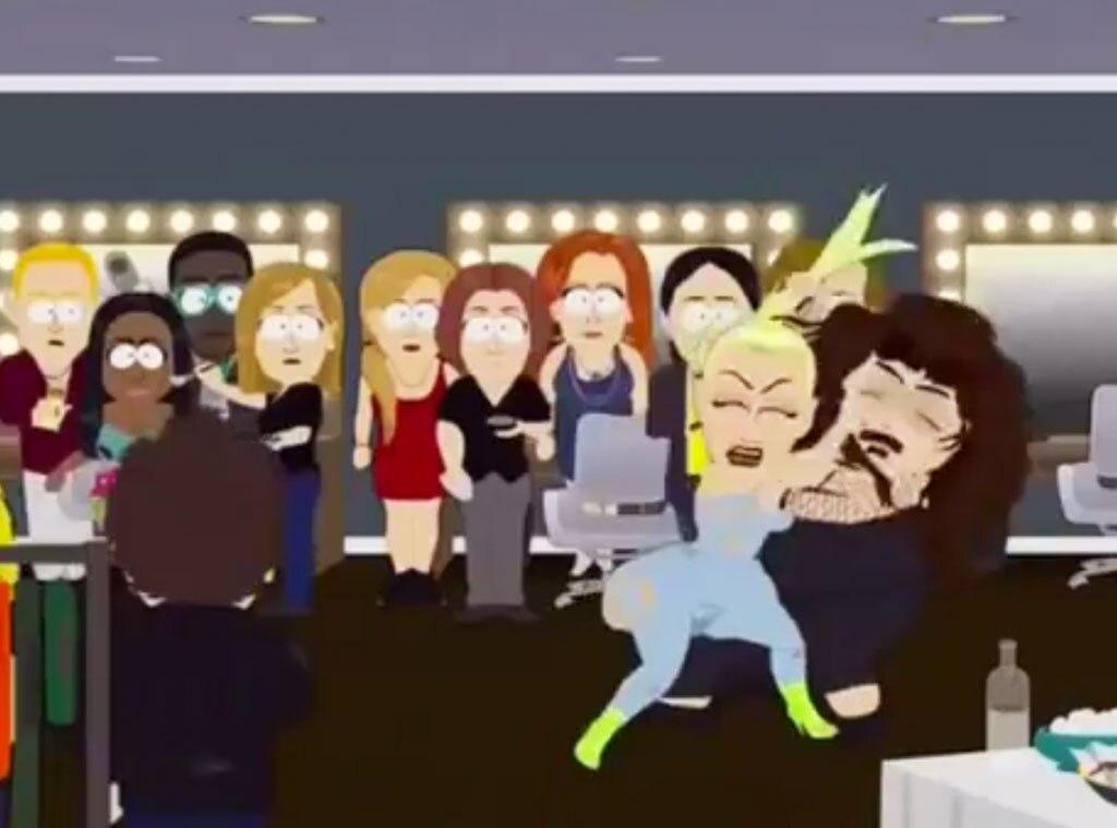 South Park Pits Iggy Azalea. Miley Cyrus. Lorde and Nicki Minaj Against Each Other—Watch Now!   E! News