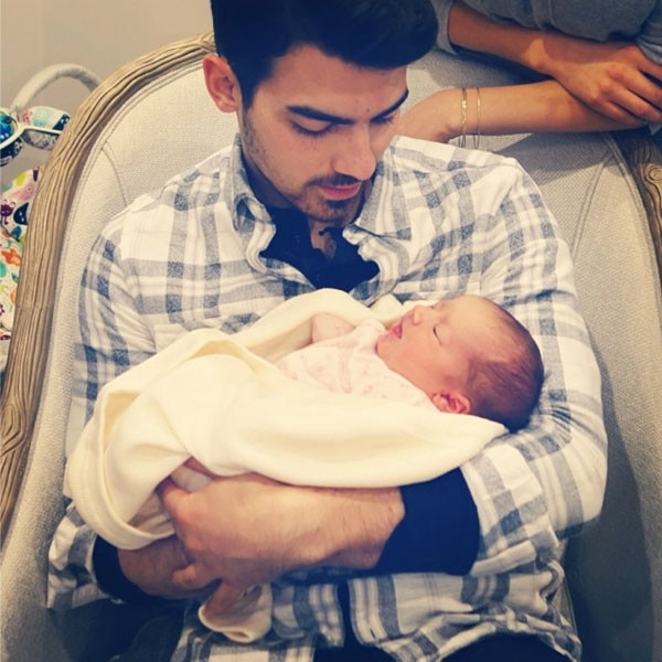 Danielle and Kevin Jonas Share Precious Pics of Baby Alena