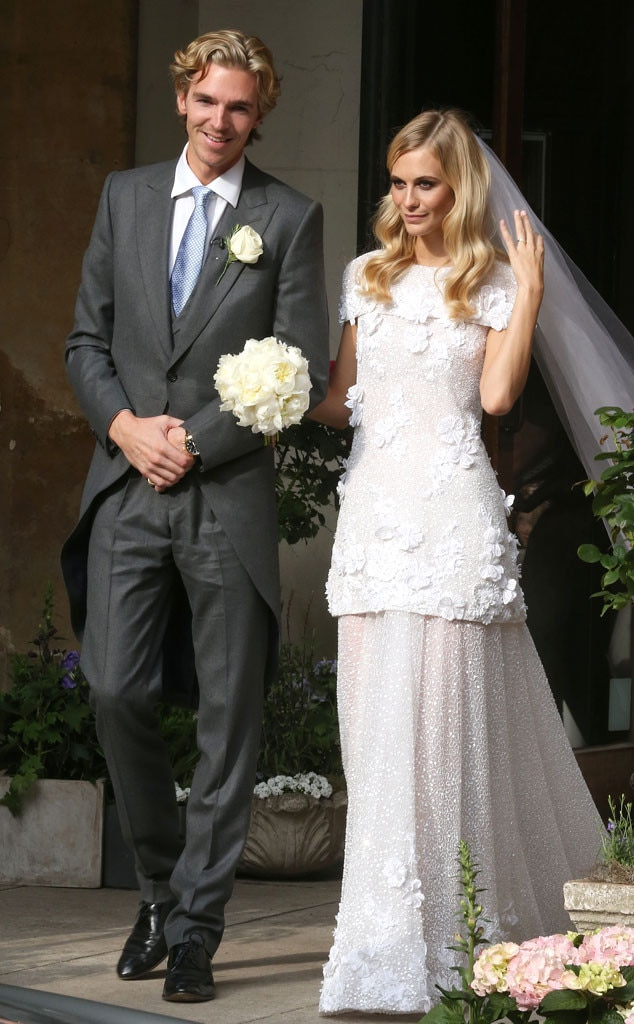 Image result for poppy delevingne wedding