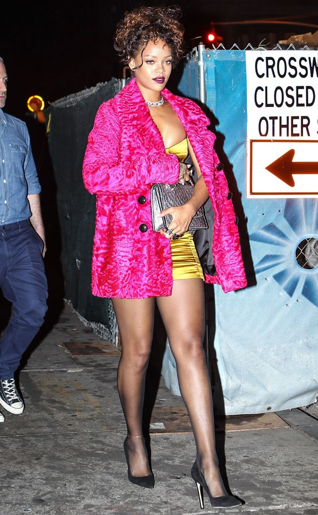 Streetwalker from Fashion Police  E News