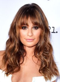 Lea Michele from Fall 2014 Hair Color Inspiration