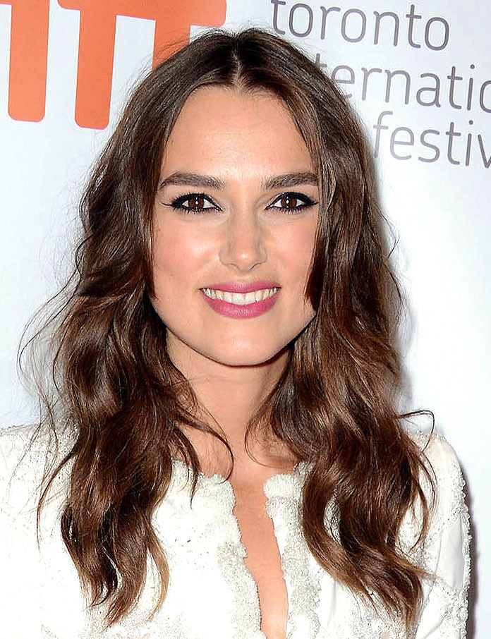 Keira Knightley from Fall 2014 Hair Color Inspiration