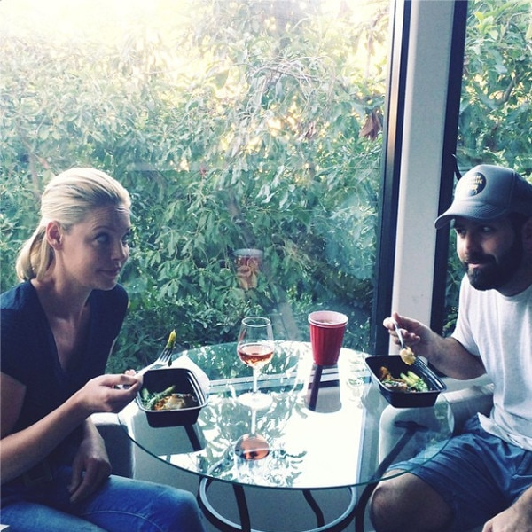Katherine Heigl Shares Diet Meal Plan With Her Husband