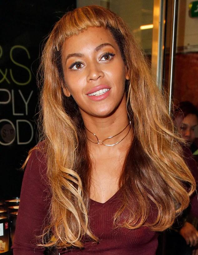 Beyonce Haircut : beyonce, haircut, Beyoncé's, Super, Short, Bangs:, Haircut, Online